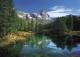 Италия. Вид на озеро Сервино